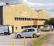 Whitehouse Distribution Centre, Whitehouse  industrial estate, Ipswich, England