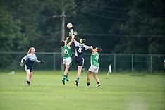 Notre Dame Ladies Gaelic Football Club v Charlotte - 11 August 2018