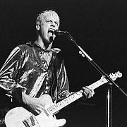 WANTAGH - JUNE 16: Fuel singer Brett Scallions performs at Jones Beach Theater on June 16, 2001, in Wantagh, New York. ©Lisa Lake