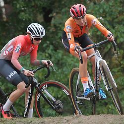 08-11-2020: Wielrennen: EK Veldrijden: Rosmalen: Inge van der Heijden