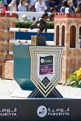 Furusiyya trophy<br /> Furusiyya FEI Nations Cup Jumping Final <br /> CSIO Barcelona 2013<br /> © Dirk Caremans