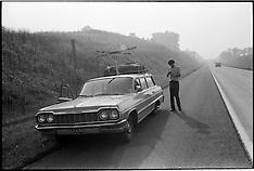 Pennsylvania to Nevada   09 to 29 July 1973