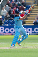 8 June 2019_cricket_CWC 2019_England v Bangladesh<br /> <br /> Jonny Bairstow cuts  <br /> in the ICC Cricket World Cup at Cardiff<br /> <br /> pic © winston bynorth