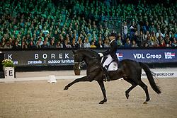 Gal Edward, NED, Glock's Zonik<br /> The Dutch Masters<br /> Indoor Brabant - 's Hertogen bosch 2018<br /> © Hippo Foto - Dirk Caremans<br /> 10/03/2018