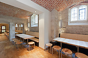 Pembroke College Kitchen, Hall, Bar and Forte Room. Completion May 2011