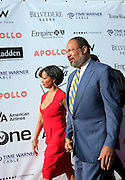 Jonelle Procope and Dick Parsons at The Apollo Theater 4th Annual Hall of Fame Induction Ceremony & Gala with production design by In Square Circle Design Concepts, held at The Apollo Theater on June 2, 2008