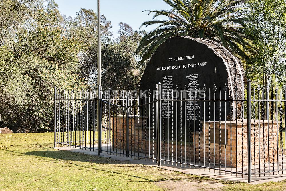 Izaak Walton League WWII Memorial