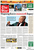 October 12, 2021 - AFRICA: Front-page: Today's Newspapers In Africa