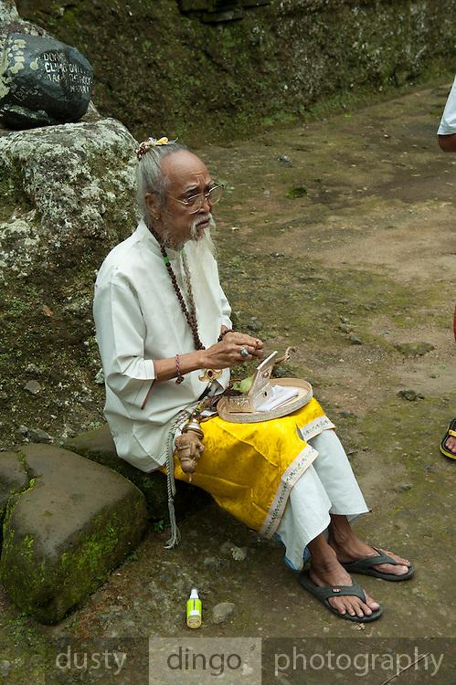 High priest from Sumatra