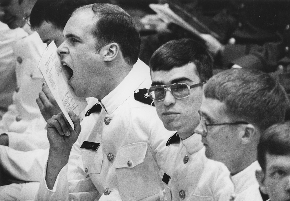 ©1978 Graduation exercises at Texas A&M University, College Station