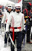OL 2006 Langrenn kvinner stafett,<br />Pragelato Plan<br />18..02.06 <br />Foto: Sigbjørn Hofsmo, Digitalsport <br /><br />Marit Bjørgen  NOR - Norge