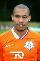 hoenderloo 28-05-2008 presentatie selectie nederlands elftal voor het ek 2008 euro 2008 nigel de jong