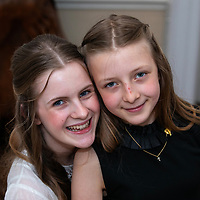 Olivia's Confirmation;<br /> Evening Meal - HomeHouse;<br /> 20, Portman Square, London W1H;<br /> 30th May 2021.<br /> <br /> © Pete Jones<br /> pete@pjproductions.co.uk