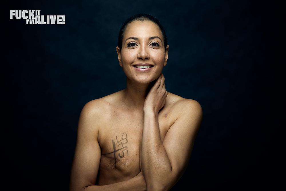 Ein Kunstprojekt für das (Über-)leben mit Brustkrebs. An art project about living & outliving breast cancer. <br /> www.fi-ia.com
