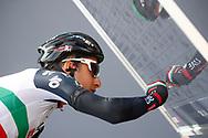 Fabio Aru (ITA - UAE Team Emirates) during the 101th Tour of Italy, Giro d'Italia 2018, stage 10, Penne - Gualdo Tadino 239 km on May 15, 2018 in Italy - Photo Luca Bettini / BettiniPhoto / ProSportsImages / DPPI