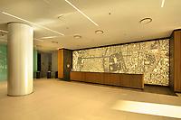 04/Octubre/2019 Madrid.<br /> Edificio de oficinas de PNB Paribas en Calle Arequipa nº 1.<br /> <br /> ©JOAN COSTA