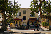 Eclectic Style Architecture at 36 King George Tel Aviv, Israel