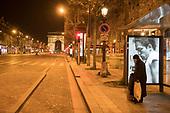 Nighttime Lockdown Coronavirus Paris