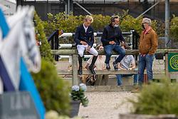 Thomas Gilles, Van Dijck Marc, Van Paesschen Stanny, BEL<br /> CSI 3* Azelhof - Lier 2020<br /> © Hippo Foto - Dirk Caremans<br /> 26/07/2020