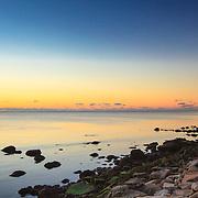 Today's Fall Sunrise  at Narragansett Town Beach, Narragansett, RI,  November  11, 2013. #waves #beach #rhodeisland #sunrise