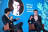 23. Opening keynote interview 'Second generation succession stories'