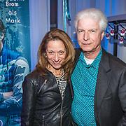 NLD/Den Haag/20190305 - Inloop premiere Art, Boudewijn de Groot en partner Anja Bak