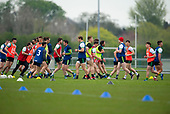 Meath SF Team First Training Session Post Covid