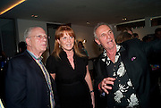 JAN MOL; SARAH THE DUCHESS OF YORK; MARK SHAND, The launch party for Elephant Parade hosted at the house of  Jan Mol. Covent Garden. London. 23 June 2009.