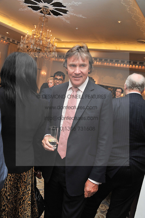 Drug multi-millionaire IAN GOWRIE-SMITH at the 4th Fortune Forum Summit held at The Dorchester Hotel, Park Lane, London on 4th December 2012.