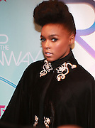 27 February 2010- New York, NY- Janelle Monae at the BET 2010 RIP The RUNWAY held at the Hammerstein Ballroom on February 27, 2010 in New York City. Photo Credit: Terrence Jennings/Sipa