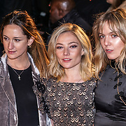 London,England,UK. 21th Fen 2017. Clara Paget attends London Fabulous Fund Fair hosted by Natalia Vodianova and Karlie Kloss in support of The Naked Heart Foundation on February 21, 2017 at The Roundhouse in London, England.,UK. by See Li
