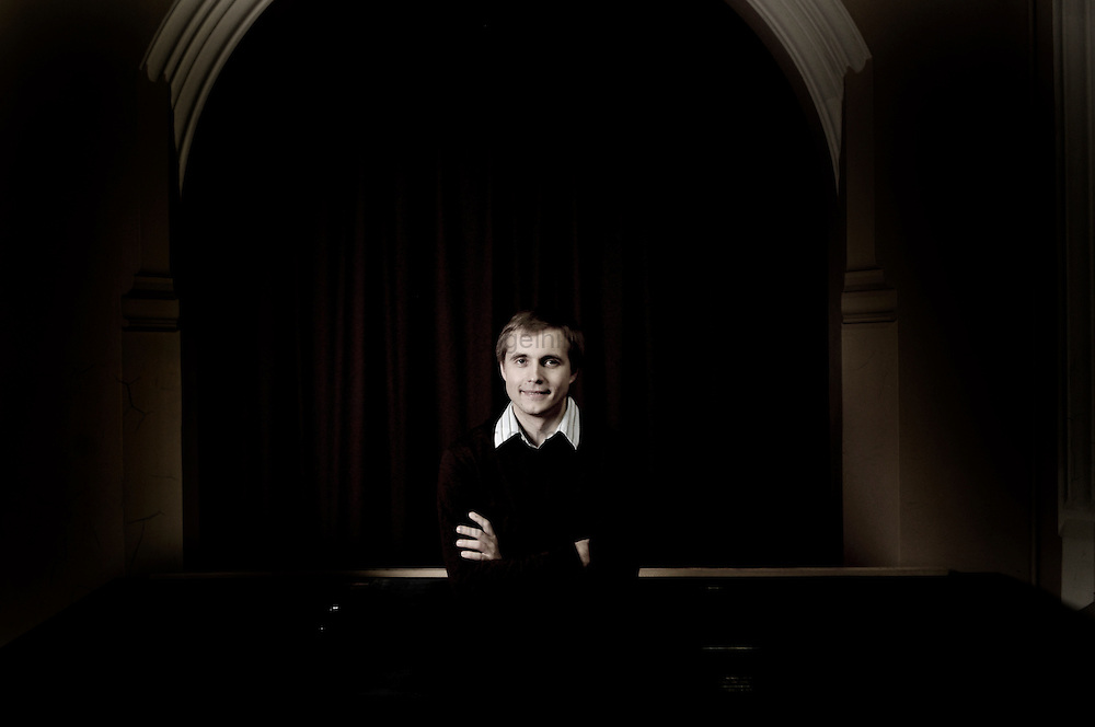 Vasily Petrenko for the independent 2009