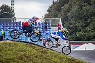 2021 UCI BMXSX World Cup<br /> Round 4 at Bogota (Colombia)<br /> Qualification Moto<br /> ^mu#602 CASTRO NINO, Daniel Santiago (COL, MU)