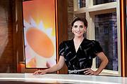 HILVERSUM, 03-09-2021 , Mediapark<br /> <br /> 20 jarig feestelijk momentje RTL Boulevard met huidige presentatoren<br /> <br /> Op de foto: Vivienne van den Assem