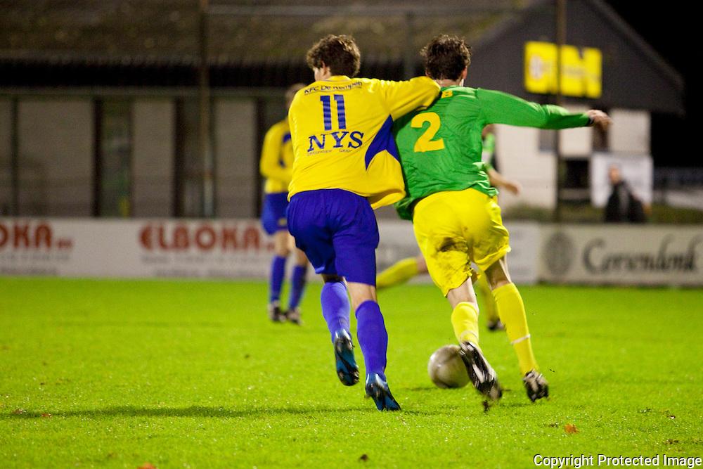 370478-Voetbal FC De Kempen tegen Sint-Lenaarts-Prijstraat Tielen-11 Dyck Jens en 2 Van den Brande Lars