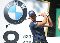 Golf - 2019 BMW PGA Championship - Thursday, First Round<br /> <br /> Henrik Stensen of Sweden, at the West Course, Wentworth Golf Club.<br /> <br /> COLORSPORT/ANDREW COWIE