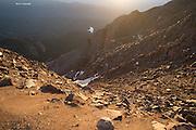 Pikes Peak International Hill Climb 2014: Pikes Peak, Colorado.