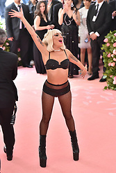 Lady Gaga attends The 2019 Met Gala Celebrating Camp: Notes On Fashion at The Metropolitan Museum of Art on May 06, 2019 in New York City. Photo by Lionel Hahn/ABACAPRESS.COM