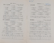 Interprovincial Railway Cup Hurling Cup Final Replay,  17.03.1963, 03.17.1963, 17th March 1963, referee S O Gliasam, Leinster 2-07, Munster 2-08, Hurling Team Leinster, O Walsh, T Neville, J Walsh, L Foley, S Cleere, W Rackard, J Nolan, D Foley, P Wilson, J O'Brien, C O'Brien, F Whelan,  W Hogan, E Wheeler, D Heaslip, Hurling Team Munster, M Cashman, J Brohan, M Maher, J Doyle, T McGarry, A Wall, J Byrne, P J Keane, J Condon, J Doyle, T Cheasty, D Nealon, J Smith, C Ring, L Devaney, .