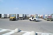 Israel, Ben-Gurion international Airport Cargo storage