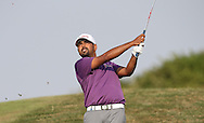 Anirban Lahiri (IND) held the lead at one stage on -5 during Round One of the 2015 Alstom Open de France, played at Le Golf National, Saint-Quentin-En-Yvelines, Paris, France. /02/07/2015/. Picture: Golffile | David Lloyd<br /> <br /> All photos usage must carry mandatory copyright credit (© Golffile | David Lloyd)