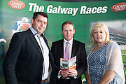 at the launch of The Galway Races 2016 Summer Festival which runs from the 25th of July to the 31st of July in Galway City. Photo: Andrew Downes :