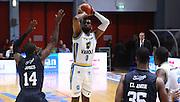 Cremona 18/10/2015 - Basket Campionato Italiano Lega A 2015-16 - Vanoli Cremona-Pasta Reggia Caserta<br /> nella foto: Sutherland<br /> Foto Ciamillo<br /> provvisorio