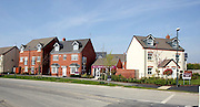 Miller Homes Tewksbury development.Picture by Shaun Fellows/Shine Pix..