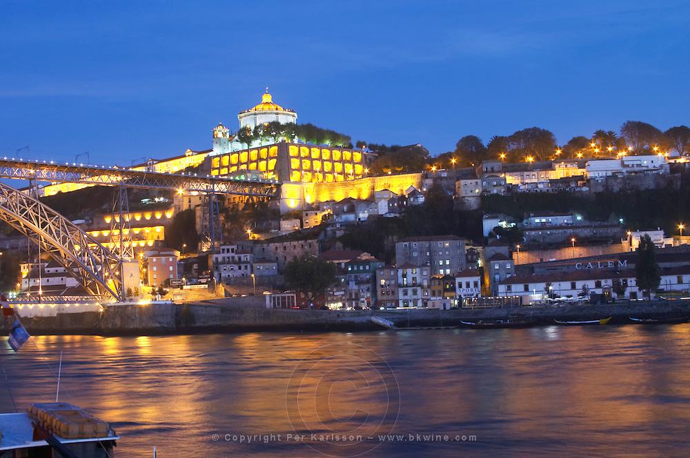 Na Sra da serra do pilar monastery av. diogo leite vila nova de gaia porto portugal