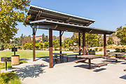 Picnic Area at Sendero Field Park Rancho Mission Viejo