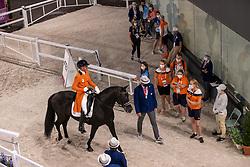 Minderhoud Hans Peter, NED, Glock's Dream Boy N.O.P, 152<br /> Olympic Games Tokyo 2021<br /> © Hippo Foto - Dirk Caremans<br /> 27/07/2021