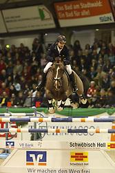 , VR Classics Holstehalle Neumünster 18. - 21.02.2010, Abberuail Van Het Dingeshof - Lynch, Denis