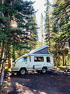 Independence Pass, Twin Lakes, CO