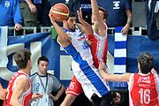 DESCRIZIONE : Cantù Lega A 2014-15 Acqua Vitasnella Cantù vs Grissin Bon Reggio Emilia<br /> GIOCATORE : Federico Mussini<br /> CATEGORIA : Passaggio controcampo<br /> SQUADRA : Acqua Vitasnella Cantù<br /> EVENTO : Campionato Lega A 2014-2015 GARA : Acqua Vitasnella Cantù vs Grissin Bon Reggio Emilia<br /> DATA : 28/12/2014 <br /> SPORT : Pallacanestro <br /> AUTORE : Agenzia Ciamillo-Castoria/I.Mancini <br /> Galleria : Lega Basket A 2014-2015 <br /> Fotonotizia : Acqua Vitasnella Cantù Lega A 2014-15 Acqua Vitasnella Cantù vs Grissin Bon Reggio Emilia<br /> Predefinita :